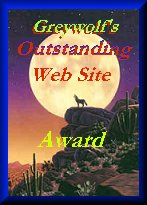 Castle Greywolf Prestigious Awards Program